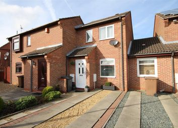 Thumbnail 2 bed terraced house for sale in Andrews Drive, Stanley Common, Ilkeston