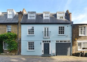 Thumbnail 4 bed mews house to rent in Ladbroke Walk, Holland Park, London