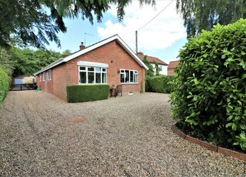 Thumbnail 3 bed detached bungalow for sale in Well Hill, Yaxham