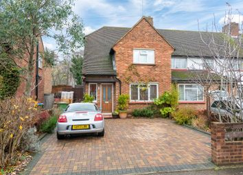 Thumbnail 3 bed end terrace house for sale in Greenlands Road, Weybridge
