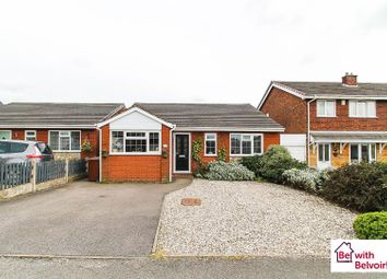 Thumbnail 3 bed detached bungalow for sale in Kinross Avenue, Hednesford, Cannock
