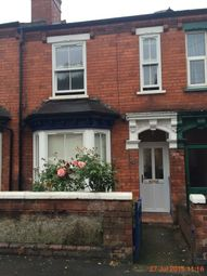 Thumbnail 4 bedroom terraced house to rent in West Parade, Lincoln
