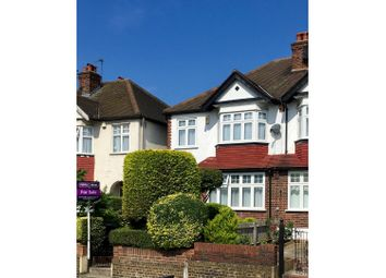 Thumbnail 3 bed semi-detached house for sale in Perry Hill, Catford