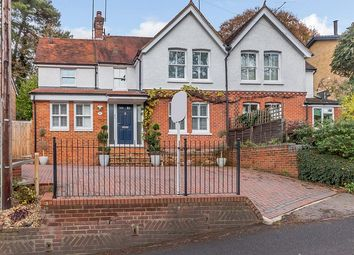 3 bed semi-detached house for sale in Sandrock Hill Road, Wrecclesham, Farnham GU10