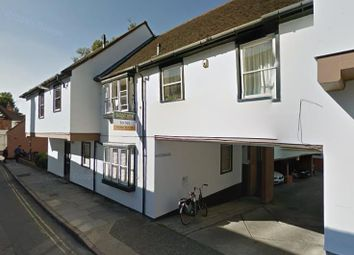 Thumbnail 1 bed flat to rent in Stockwell Street, Colchester