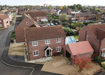 Thumbnail 5 bed detached house for sale in Woodrow Place, Spalding