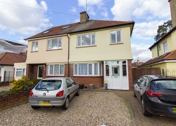 Thumbnail 3 bedroom semi-detached house for sale in Midhurst Avenue, Westcliff-On-Sea