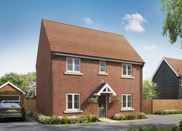 "Thumbnail 3 bedroom detached house for sale in ""The Clayton Variant"" at Hollow Lane, Broomfield, Chelmsford"
