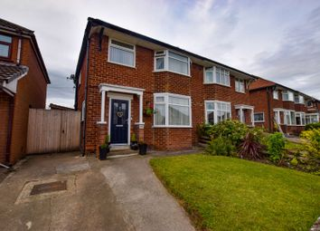 Thumbnail 3 bed semi-detached house for sale in Bramley Avenue, Bebington, Wirral