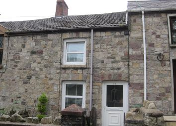 Thumbnail 2 bed terraced house to rent in Heol Giedd, Cwmgiedd, Ystradgynlais, Swansea, Powys.