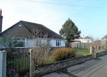 Thumbnail 3 bed detached bungalow for sale in Romney Road, Northbourne, Bournemouth