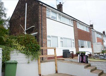 Thumbnail 3 bed semi-detached house for sale in Tonteg Close, Tonteg, Pontypridd