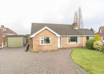 Thumbnail 2 bedroom detached bungalow for sale in Lichfield Road, Walton, Chesterfield