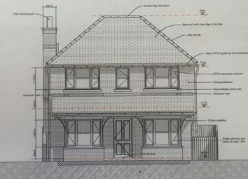 Thumbnail 3 bed detached house for sale in St. James Road, Emsworth