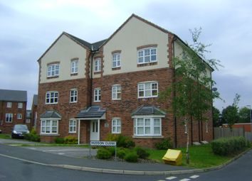 Thumbnail 1 bed flat to rent in Hudson Cose, Bolton