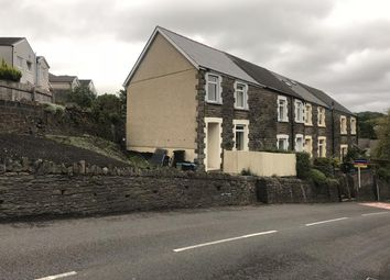 Thumbnail 3 bed terraced house to rent in Glan Y Afon, Treharris