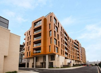 Thumbnail 1 bed flat to rent in Enderby Wharf, Greenwich