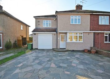 Thumbnail 3 bed semi-detached house for sale in Queen Mary Avenue, East Tilbury, Tilbury