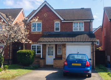 Thumbnail 4 bed detached house for sale in Patterson Way, Monmouth