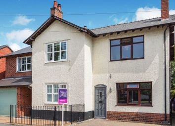 Thumbnail 3 bed semi-detached house for sale in Hednesford Street, Cannock