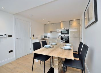 Thumbnail 1 bed flat to rent in Sherard Road, London
