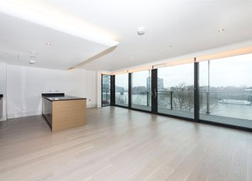 Thumbnail 2 bed flat to rent in Merano Residences, 30 Albert Embankment, London