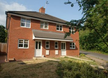 Thumbnail 3 bed semi-detached house to rent in Charlton Road, Andover, Hampshire