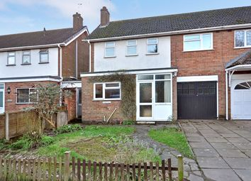 Thumbnail 3 bed semi-detached house for sale in Green Lane, Balsall Common, Coventry