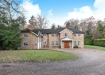 Thumbnail 5 bed detached house to rent in London Road, Sunningdale, Ascot