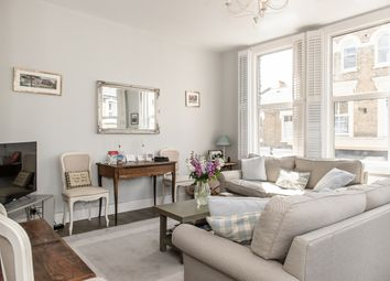 Thumbnail 3 bed flat to rent in Sudbourne Road, London