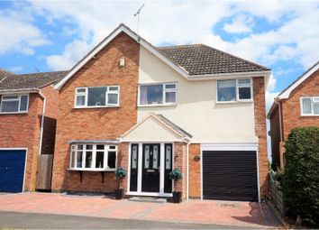 Thumbnail 5 bed detached house for sale in Coleman Road, Fleckney
