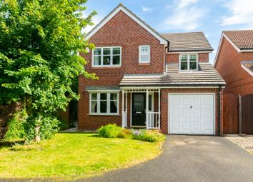 Thumbnail 4 bed detached house for sale in Pentire Close, York