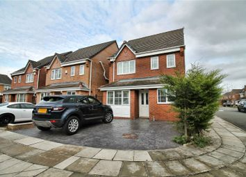 Thumbnail 4 bed detached house for sale in Lunt Avenue, Netherton