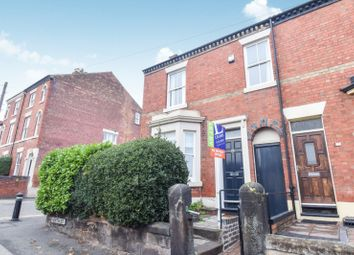 Thumbnail 3 bed end terrace house to rent in North Street, Derby
