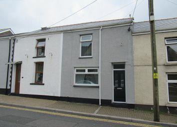 Thumbnail 2 bedroom terraced house for sale in Picton Street, Maesteg, Bridgend.