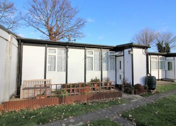 2 bed terraced bungalow for sale in Castle Hill Park, London Road, Clacton-On-Sea CO16