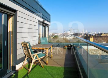 Thumbnail 1 bed flat for sale in Binnacle House, Cobblestone Square, Wapping