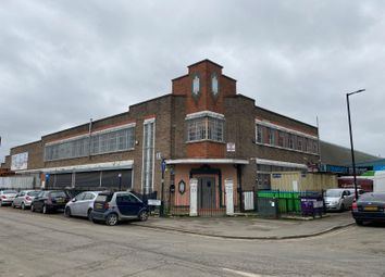 Thumbnail Industrial to let in Commercial Road, London
