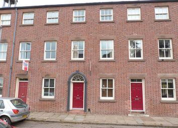 Thumbnail 3 bed terraced house to rent in Albion Mill, Leek, Staffordshire