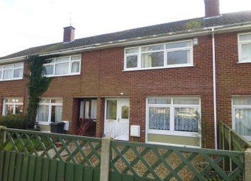 Thumbnail 3 bed terraced house for sale in Princess Margaret Avenue, Metheringham, Lincoln
