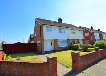 Thumbnail 4 bed semi-detached house for sale in Winston Drive, Prenton