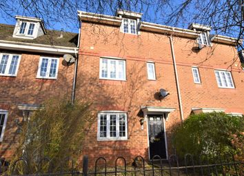 Thumbnail 4 bed terraced house for sale in Fox Court, Aldershot