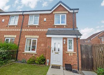 Thumbnail 3 bed semi-detached house for sale in Callow Hill Drive, Hull