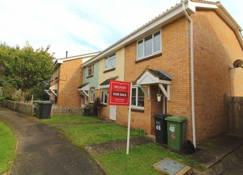 Thumbnail 2 bed end terrace house for sale in Haldon Way, Bobblestock, Hereford