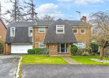 Thumbnail 5 bed detached house for sale in Highwoods, Caterham, Surrey