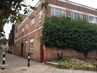 Thumbnail Office for sale in 11-15 Highbridge Wharf, Eastney Street, London