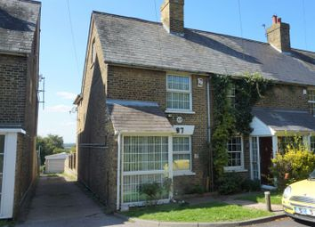 Thumbnail 3 bed end terrace house for sale in Highcross Road, Gravesend