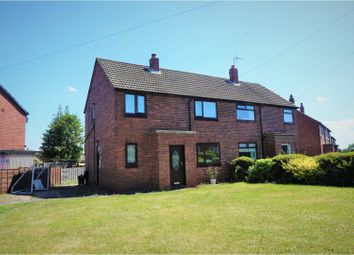 Thumbnail 3 bedroom semi-detached house for sale in Manor Road, Leeds
