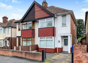 Thumbnail 3 bed semi-detached house for sale in Mayfield Road, Chaddesden, Derby