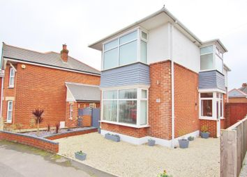 Thumbnail 3 bed detached house for sale in Nursery Road, Bournemouth
